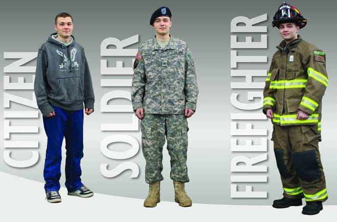 citizen soldier Define citizen soldier citizen soldier synonyms, citizen soldier pronunciation,  citizen soldier translation, english dictionary definition of citizen soldier n 1.